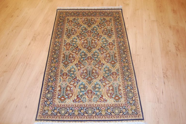 Silk Carpet #1